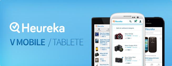 Heureka v mobile