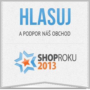 Hlasujte v ankete ShopRoku 2013