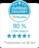 Heureka.cz - ověřené hodnocení obchodu OK-Šperky