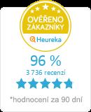 Heureka.cz - ověřené hodnocení obchodu GAS.cz