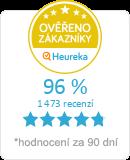 Heureka.cz - ověřené hodnocení obchodu Jabloshop