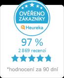 Heureka.cz - ověřené hodnocení obchodu Knihkupec.com