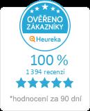 Heureka.cz - ověřené hodnocení obchodu Hejret
