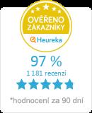 Heureka.cz - ověřené hodnocení obchodu Aza nábytek