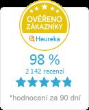 Heureka.cz - ověřené hodnocení obchodu Protrenink.cz