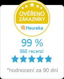 Heureka.cz - ověřené hodnocení obchodu Abanesa.cz