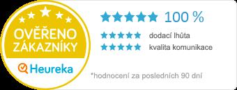 Heureka.cz - ověřené hodnocení obchodu LED Solution