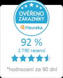 Heureka.cz - ov��en� hodnocen� obchodu HyperVyprodej.cz