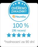 Heureka.cz - ov��en� hodnocen� obchodu M��ic� p��stroje