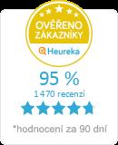 Heureka.cz - ověřené hodnocení obchodu macekasyn.cz
