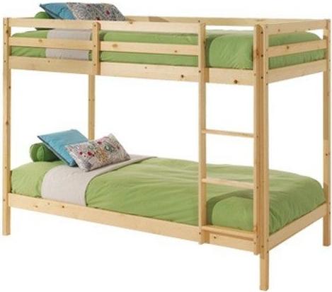 43297626e5c73 Za najvhodnejšie považujeme postele drevené. Drevo totiž vyzerá dobre,  nevŕzga a má dlhú životnosť. Je prírodné a vhodné aj pre alergikov.