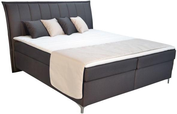 7fe4ce714c522 Pri výbere takejto postele sa zamerajte na kvalitu spojov, pri zaťažení by  nemali vydávať žiadny zvuk.