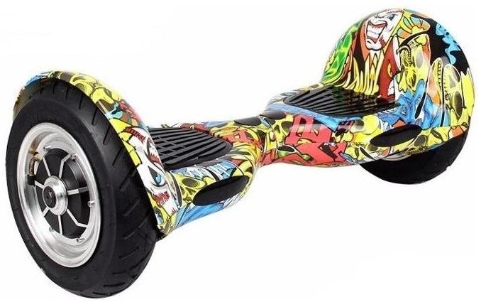 graffiti hoverboard