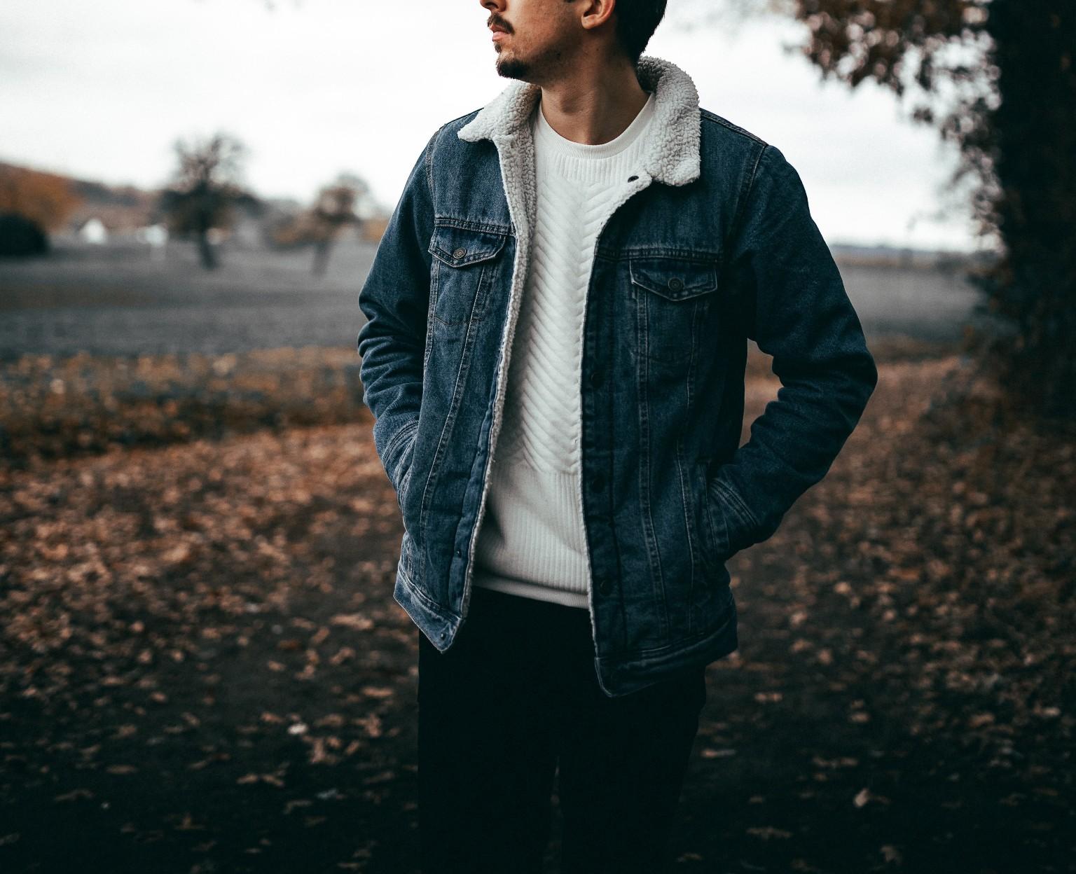 Zateplené džínové bundy můžete nosit téměř celoročně