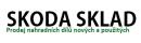 Škoda Sklad - Prodej náhradních dílů