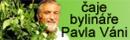 Čaje bylináře Pavla Váni a léčivé rostliny