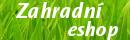 Zahradní eshop