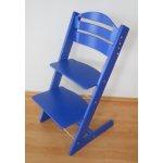 Jitro Baby rostoucí židle modrá