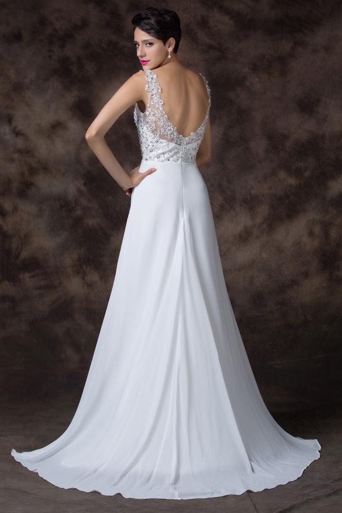 Šaty na svatbu Grace Karin svatební šaty CL6262-1 bílá - Seznamzboží.cz 886e72c5ba
