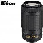 Recenze Nikon 70-300mm f/4.5-6.3G ED AF-P DX VR