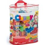 Clemmy Plus 30 dílků v plastovém pytli