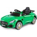 Toyz elektrické autíčko Mercedes GTR 2 motory zelená