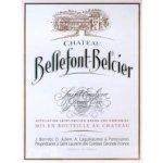 Bellefont Belcier St. Emilion Grand Cru Classé červené 2006 0,7 l