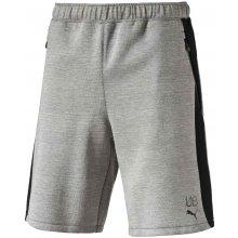 Puma UB Evostripe Shorts medium gray heather