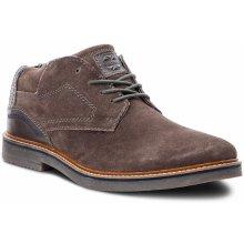 4b35d38f09f Kotníková obuv BUGATTI 311-60931-1416-1115 Dark Grey Grey
