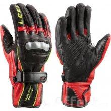 Leki Worldcup Racing GS S lyžařské rukavice černá