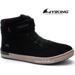 16cb74f2eb5 Dětská bota VIKING zimní obuv 3-87600 Molde MID Black grey