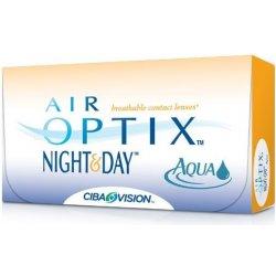 Alcon Air Optix Night & Day Aqua 6 čoček