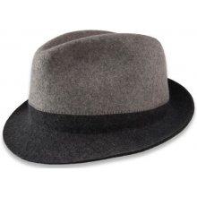 4de82f9e4b2 Plstěný klobouk světle šedá 2080 52638 14AD