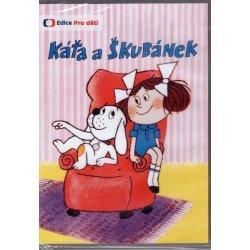 Káťa a Škubánek - 4x DVD: DVD