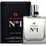 Aigner No 1 EdT 50 ml + 50 ml sprchový gel + 50 ml deodorant dárková sada