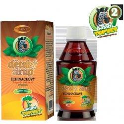 Doplněk stravy Topvet Echinacea dětský sirup s fruktozou 120 g