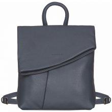 Estelle dámský kožený batoh 0144 jeans b17fd38db1