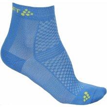 Craft ponožky COOL MID 2-PACK 1905044 MODRÁ
