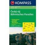 M ČESKÝ RÁJ BOHMISCHES PARADIES 2086 1:50 000