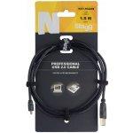 Stagg NCC1,5UAUCB USB 2.0 USB/mikro USB, 1,5m