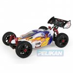 HIMOTO RC auto VEGA brushless BUGGY 2,4GHz LCD 1:8