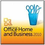 Microsoft Office 2010 Home & Business pro podnikatele T5D-00292