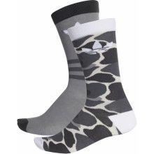 Adidas Crew Socks Tf 2 šedá