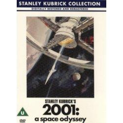 2001: A Space Odyssey DVD