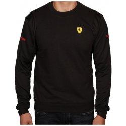 Pánská mikina Puma SF Crew Neck Sweat Ferrari black 0831ec8312a