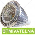 LEDme LED žárovka 7W GU10 CRI80 denní bílá Stmívatelná
