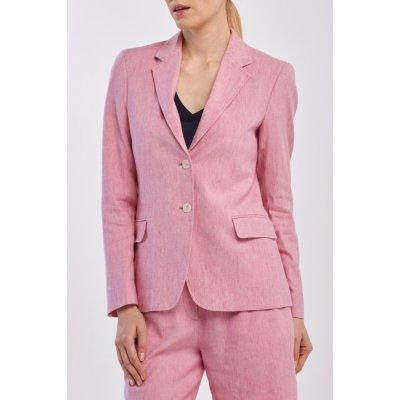 Gant D2. Stretch linen regular blazer