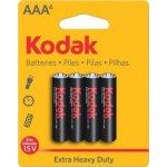 Baterie KODAK Heavy Duty AAA 4ks