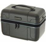 Recenze Travelite Vector kosmetický kufr 72003-04 anthracite