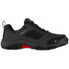 Gelert Horizon Low Waterproof Mens Walking Shoes Charcoal